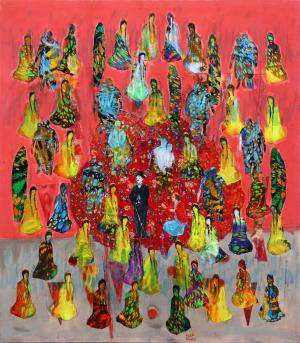 Untitled  aaneh mohammad tatari