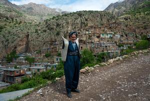 Zhivar village kurdistan  sajed haqshenas