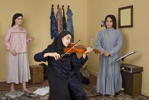 Violinist girl  Arsham Rezaei