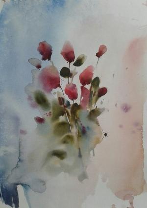 Flower  luisa afshanfar