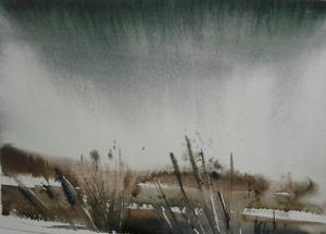 Watercolor  luisa afshanfar