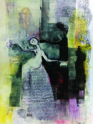 Untitled  Mohammad Saberi