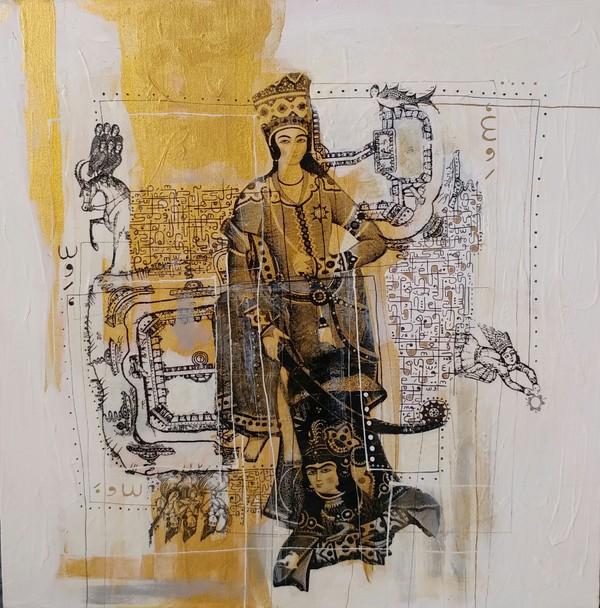 آثار هنری روجا علی نژاد