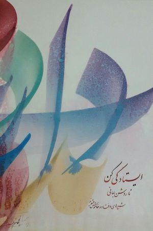 Resistance  Peyman Peyravi