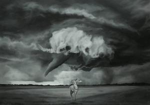soft hurricane  Leila Refahi