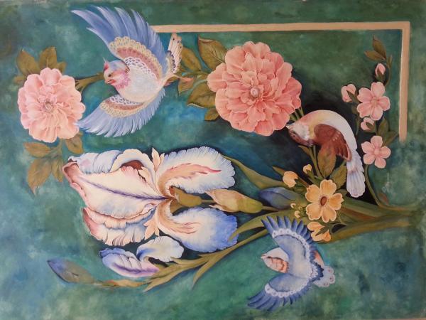Works Of Art Morteza Beyranvand