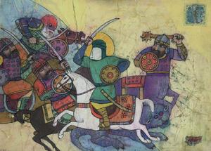 رزم2 از علی اکبر  سراوانی