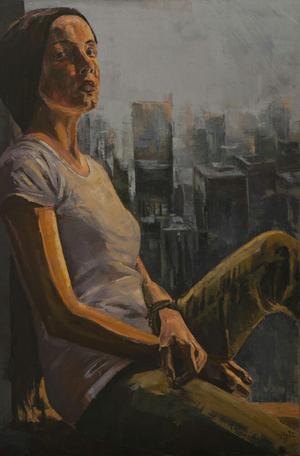 Untitled  Ebrahim Barfarazi