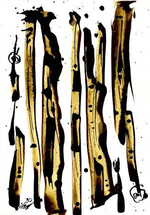 طراحی با مرکب6 از سیروان کنعانی