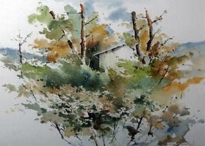 Landscapes I  Ario Farzi