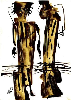 طراحی با مرکب5 از سیروان کنعانی