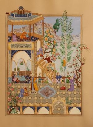 مجلس از دنیا امام حسینی
