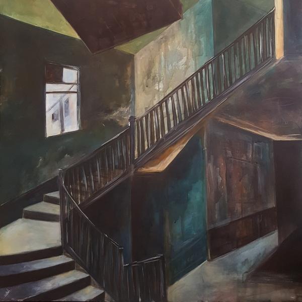 Works Of Art Melika Tahmasebi