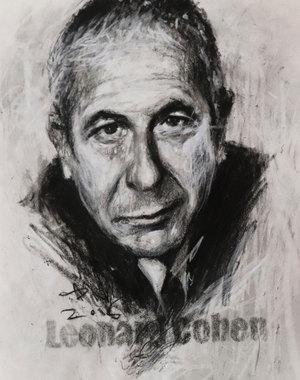 لونارد کوهن از یاسر میرزایی