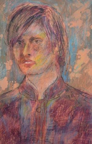 Portrait  Anali Taherian