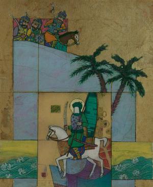 سوار1 از علی اکبر  سراوانی