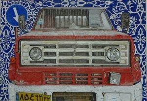 ماشین از مهدی مشایخی