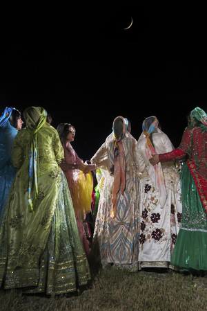 ghashqai girls 1  shoresh mobasheri