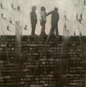 دیوار از بهناز آزادنیا