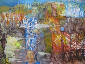 Untitled  tarane sadeghian-broojeni