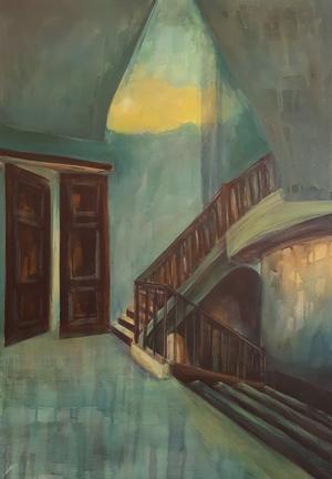 Forgetfulness  Melika Tahmasebi