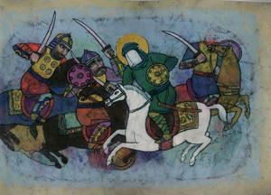 رزم5 از علی اکبر  سراوانی