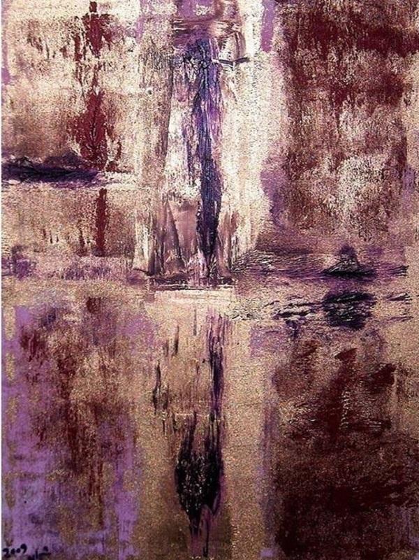 Works Of Art Sharareh Salehi