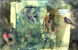 Untitled 28  Hanibbal Alkhas