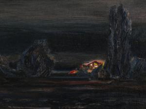 Night  ghader Mansoori