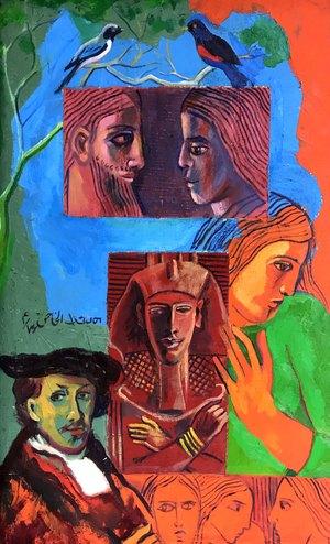 Untitled 15  Hanibbal Alkhas