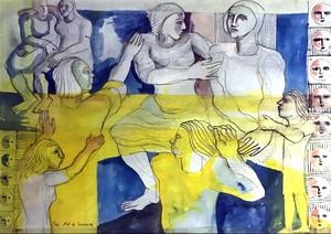 Untitled 26  Hanibbal Alkhas