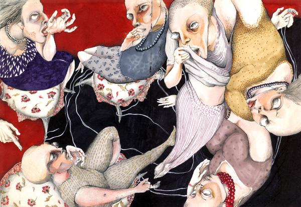 Works Of Art Farzaneh Khoshkhoo