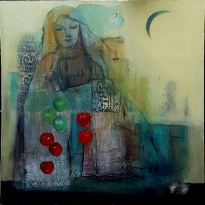 Untitled - 1  Nasrin Mahmoodi Nobar