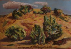 A study of a landscape in Khiavchai 3  ghader Mansoori