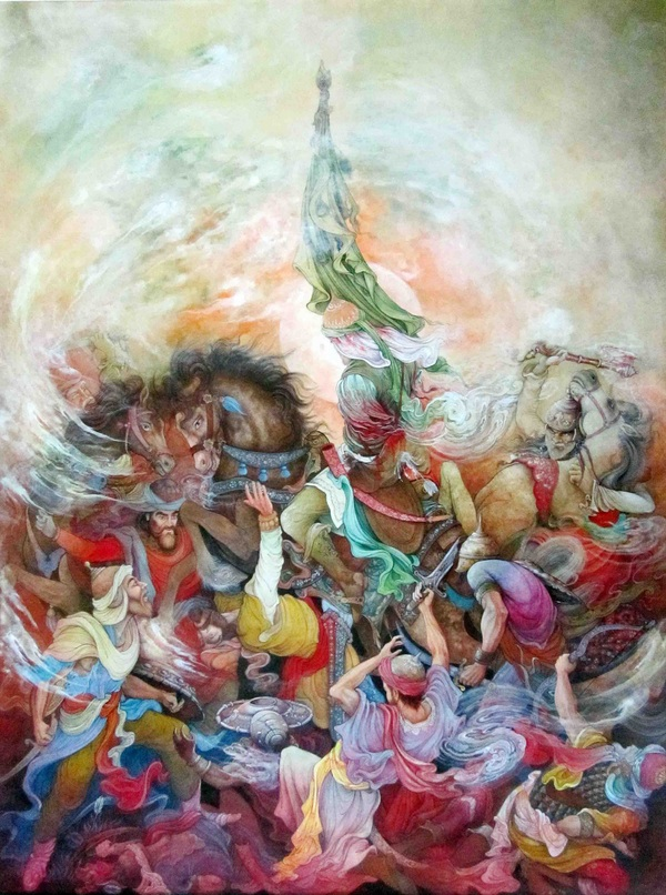 Works Of Art hadi faghihi
