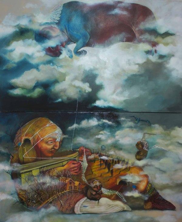 Works Of Art Nasim Davari