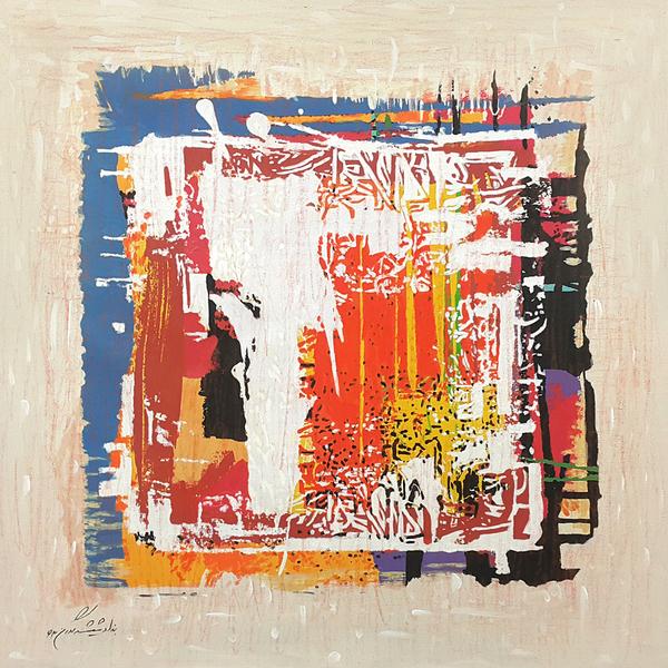 Works Of Art BEHZAD SHISHEGARAN
