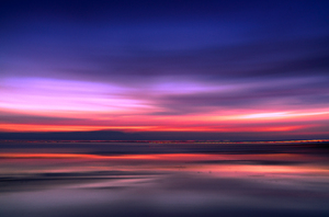 Violet Passage  Parham Raoufi