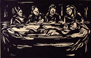 Death  ghader Mansoori