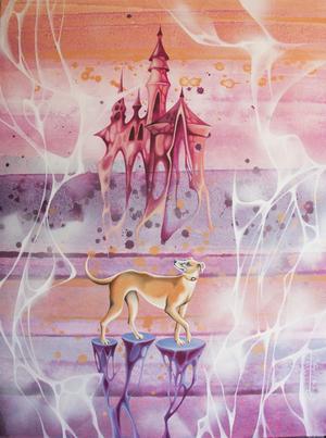 hound dog  sheyma khashkhashi