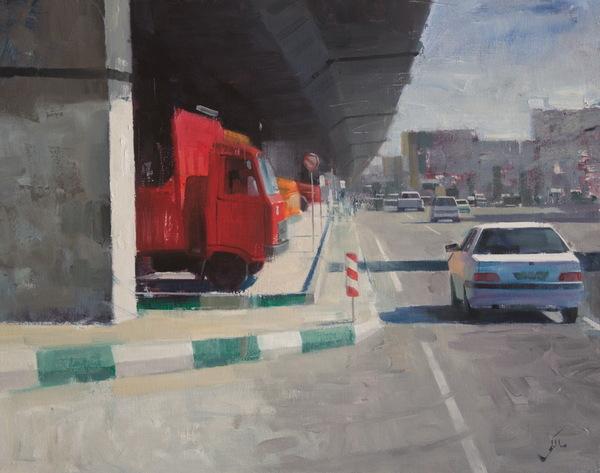 Works Of Art ehsan maleki