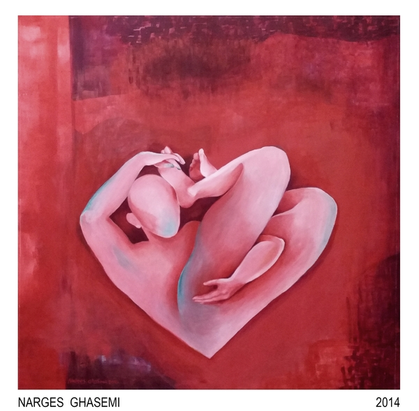 Works Of Art Narges Ghasemi