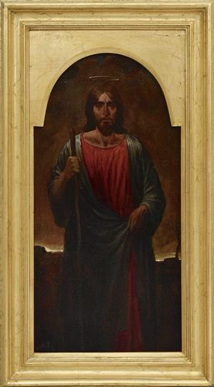 Christ  Hasan roholamin