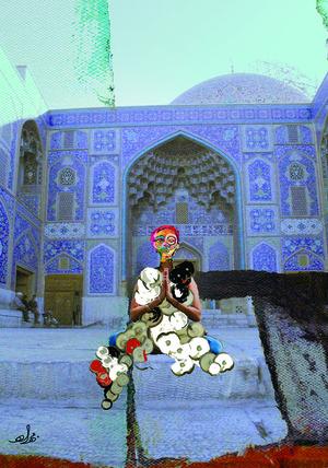 Wandering6  Mahsa Rajabi and Bahareh Karimi