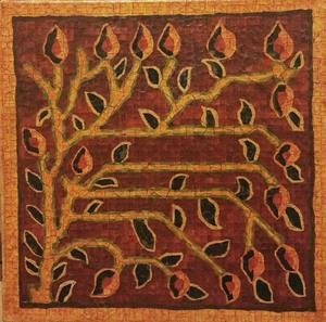 The tree  Leila Daryaei
