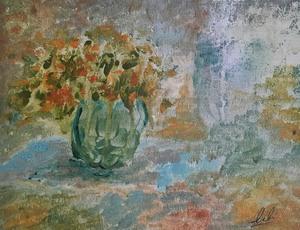 Painting  Leila Daryaei
