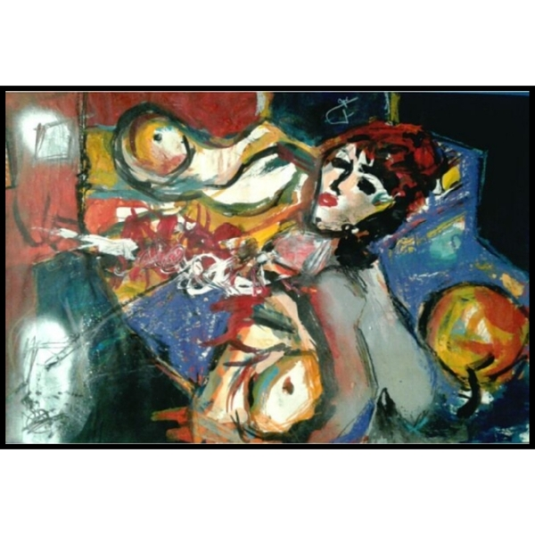 Works Of Art Shaparak Kouhsari