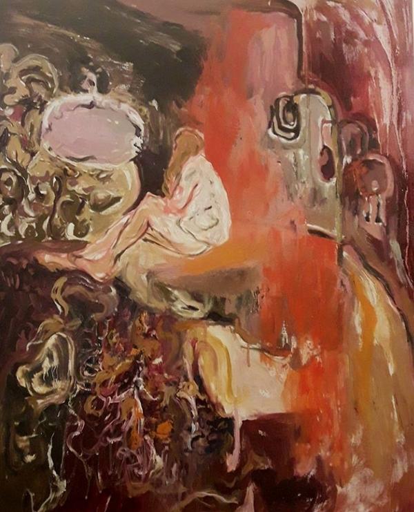 Works Of Art Pegah Monjezi