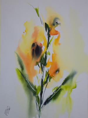a little Yellow  Alireza Alizadeh