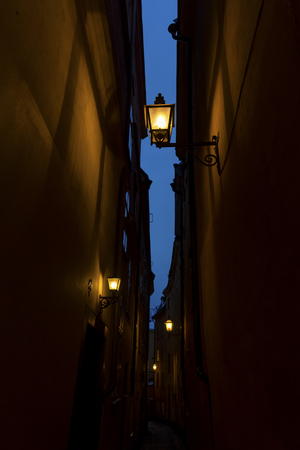 Stockholm Alley  shoresh mobasheri